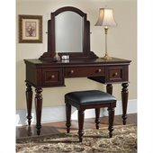 Home Styles Lafayette Vanity & Bench