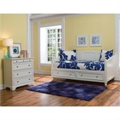 Home Styles Naples Storage Daybed & Chest