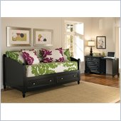 Home Styles Bedford Storage Daybed & Expan-Desk 