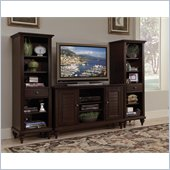 Home Styles Bermuda 3 Piece Entertainment Center