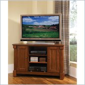 Home Styles Aspen Corner TV Stand