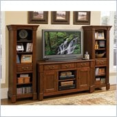 Home Styles Aspen 3 Piece Entertainment Center