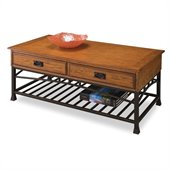 Home Styles Modern Craftsman Coffee Table