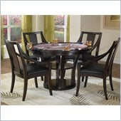 Home Styles Rio Vista 5 Piece Game Table Set