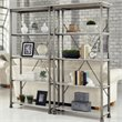ADD TO YOUR SET: Home Styles The Orleans Three Multi-Function Shelves Etagere