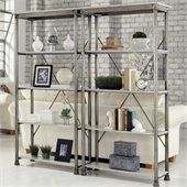Home Styles The Orleans Three Multi-Function Shelves Etagere