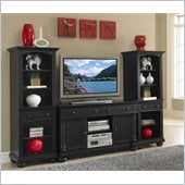 Home Styles St. Croix 3PC Entertainment Center