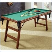 Home Styles The Real Shooter 6-Foot Pool Table