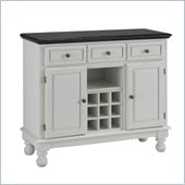 Home Styles Premium Buffet with Granite Top