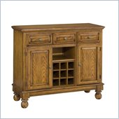Home Styles Premium Buffet with Wood Top