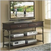 Home Styles Bordeaux Media TV Stand in Espresso Finish