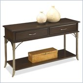 Home Styles Bordeaux Console Table in Espresso Finish 