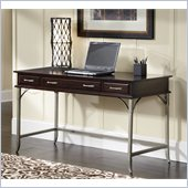 Home Styles Bordeaux Executive Desk in Espresso