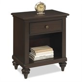 Home Styles Bermuda Night Stand in Espresso Finish