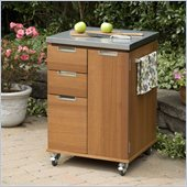 Home Styles Montego Bay Outdoor Patio Cart