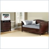 Home Styles Lafayette Daybed and Media Chest
