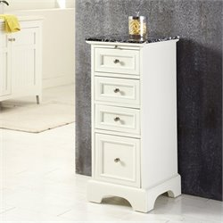 Home Styles Naples Bath Chest