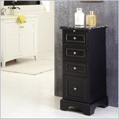 Home Styles Bedford Bath Chest
