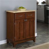 Home Styles Furniture Cherry Buffet 