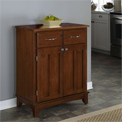 Home Styles Furniture  Buffet in Cherry Wood