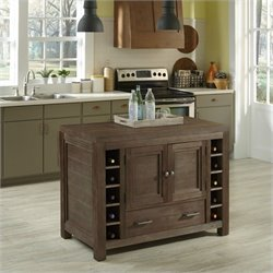 Home Styles Barnside Kitchen Island