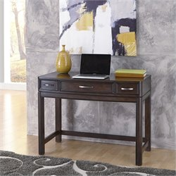Home Styles Crescent Hill Student Desk in Tortoise Shell