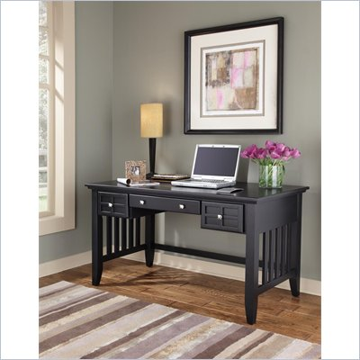 Home Styles Arts &amp; Crafts Executive Desk