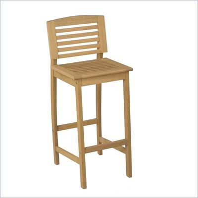Home Styles Bali Hai Bar Stool in Natural