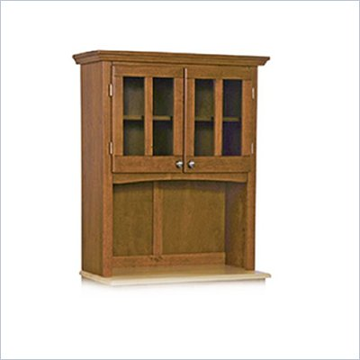 Home styles Cottage Oak 2 Door Hutch