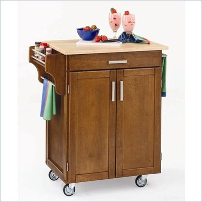 Home Styles Furniture Cottage Oak Kitchen Cart
