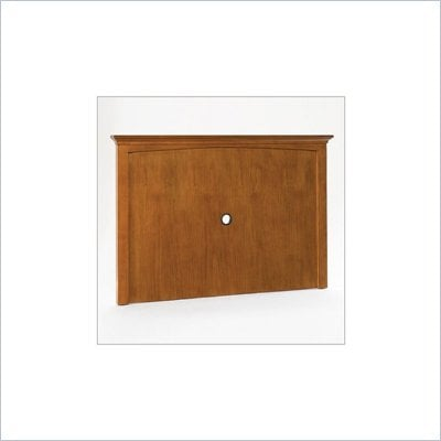 Home Styles Furniture Ponderosa Solid Wood  Back Panel