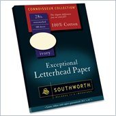 Southworth Exceptional Letterhead Paper