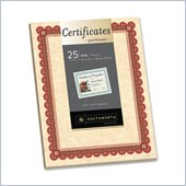 Southworth CT5R Parchment Certificates