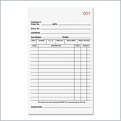 Sparco All-Purpose Duplicate Book
