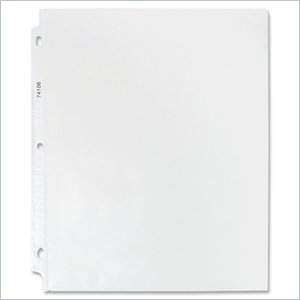 Sparco Top Loading Sheet Protector