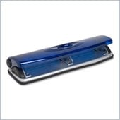 Sparco Transparent Three-Hole Punch