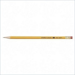 Integra Sparco No.2 Wood Case Pencil