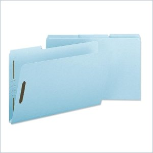 Nature Saver Pressboard Fastener Folder