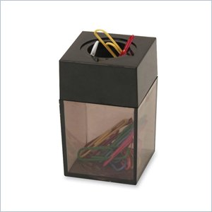 Sparco Magnetic Paper Clip Dispenser