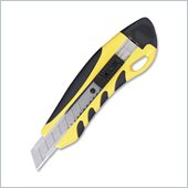 Sparco PVC Anti-Slip Rubber Grip Utility Knife