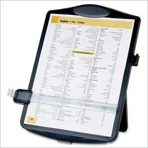 Sparco Document Holder with Clip