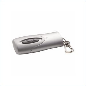 Swingline Compact Mini Stapler with Metal Clip