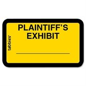 Tabbies Legal Plaintiff's Exhibit Label