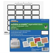 Tabbies Exhibit-U-Create Label