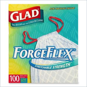 Glad ForceFlex Tall Trash Bag