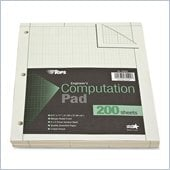 Tops Engineering Computation Pad