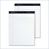 Tops Docket Diamond Legal Rule Notepad