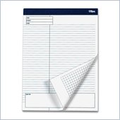 Tops Project Planning Pad with Margin Task List