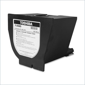 Toshiba Black Toner Cartridge