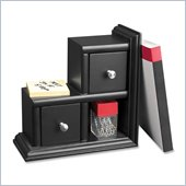 Victor Midnight Black Bookend